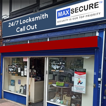 Locksmith store in Hyde Park